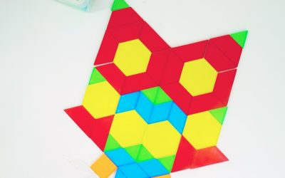 Pattern Block Printable
