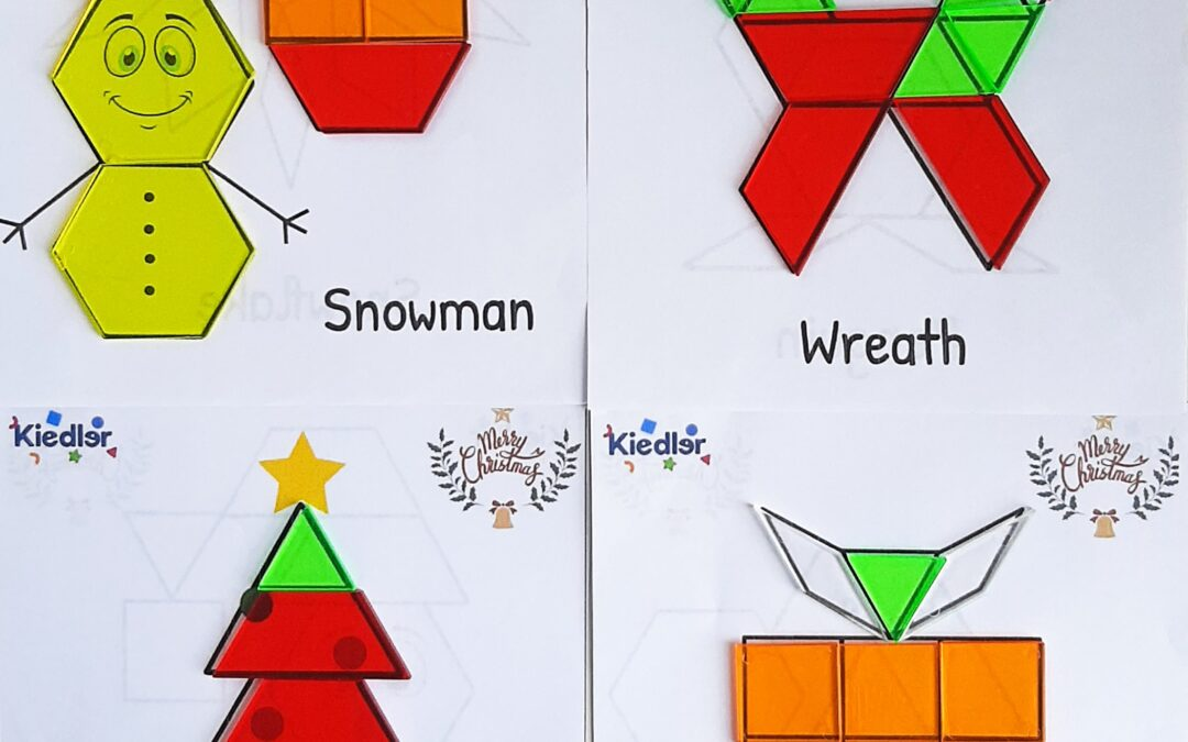 Free Printables Pattern Block (Christmas Edition)